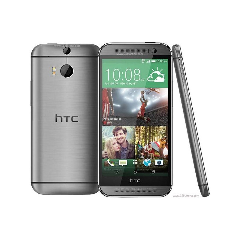 HTC One M8 Silver - Used Perfect Condition