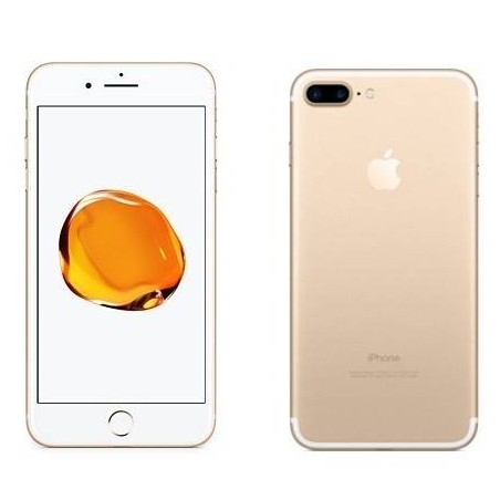 iPhone 7 Plus - Gold, Rose, Gray