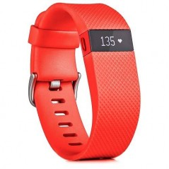 Fitbit Charge HR Activity, Heart Rate + Sleep Wristband - Orange