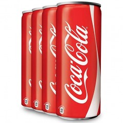 Coke Cans 12 Pack
