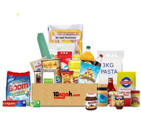 Value Grocery Box