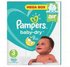 PAMPERS - Active Baby...