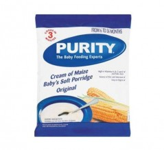 PURITY Cream of Maize...