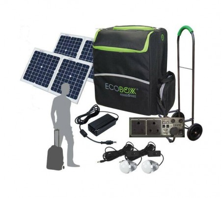 Ecoboxx 600 Ultimate Solar...