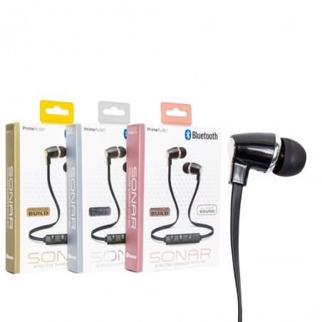 Sonar Wireless Earbuds with...