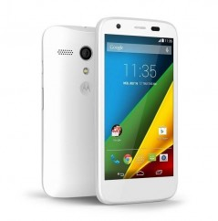Motorola Moto E - Global GSM 4GB Unlocked White