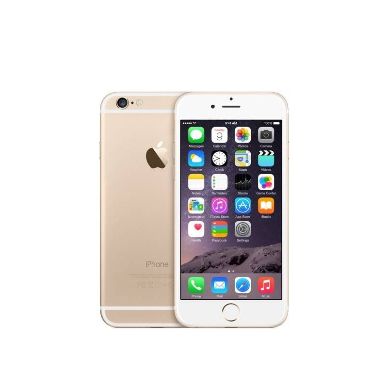 iPhone 6 Gold Edition