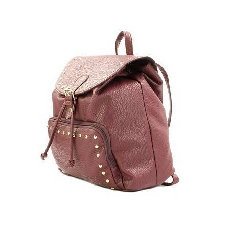 Maroon Fashion Backpack
