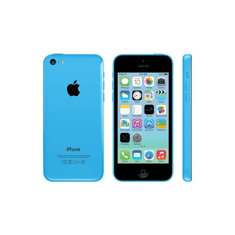 iPhone 5c Refurbished Blue