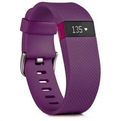 Fitbit Charge HR Activity, Heart Rate + Sleep Wristband - Purple