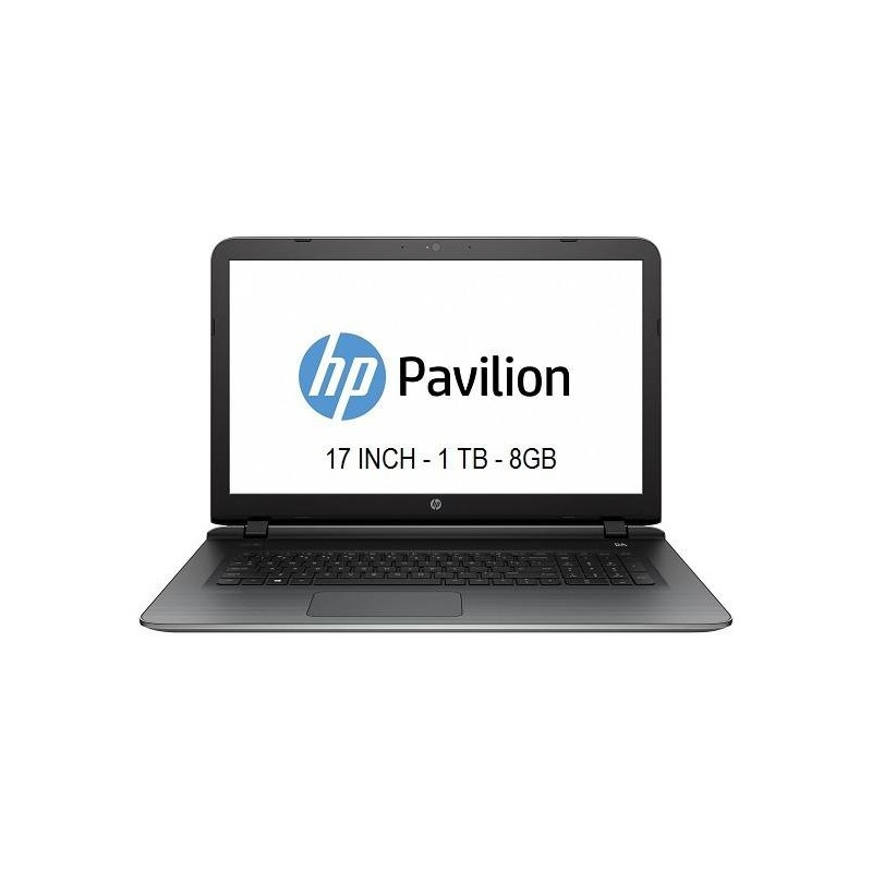 HP Pavilion 17 with Intel Core i5