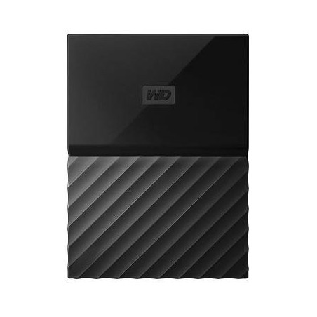 WD  My Passport Ultra Portable Hard Drive 1TB Black USB 3.0