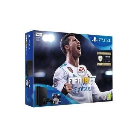 500GB SYSTEM WITH 4 GAME 1 PICK (VOUCHER)