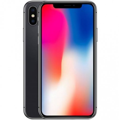 Apple iPhone X Silver White