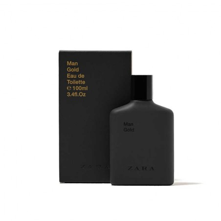 ZARA MAN GOLD for Men