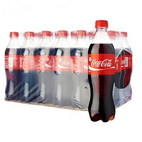 Coke 24 Pack 500ML