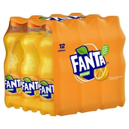 Fanta 500 ML 12 Pack