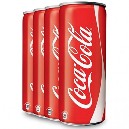 Coke Cans 24 Pack